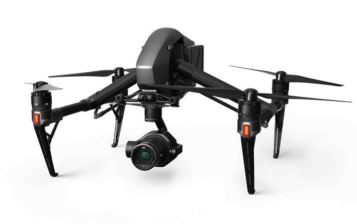 Aerial equipment - Inspire 2