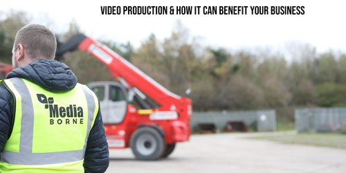 Video production how it can benefit your business small