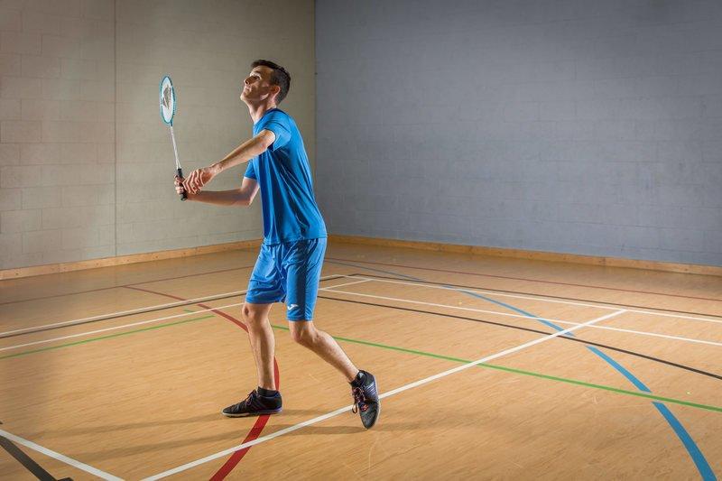 Sportworks badminton 8637 medium
